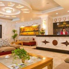 Отель Cherry Hotel Iii Вьетнам, Ханой - отзывы, цены и фото номеров - забронировать отель Cherry Hotel Iii онлайн интерьер отеля