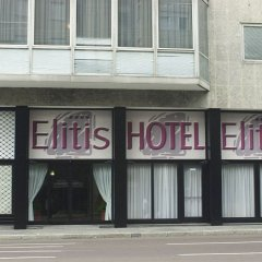 Elitis Hotel Леньяно парковка
