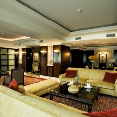 Отель Beach Rotana Residences интерьер отеля