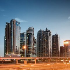 Pullman Dubai Jumeirah Lakes Towers - Hotel and Residence фото 10