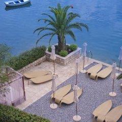 Hotel Forza Mare пляж