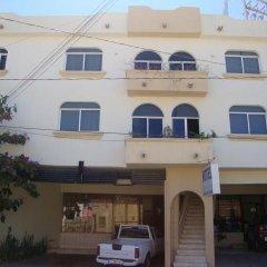 Hotel Maria Elena Кабо-Сан-Лукас парковка