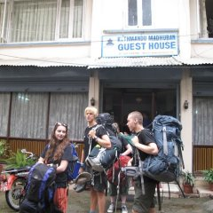 Отель Kathmandu Madhuban Guest House Непал, Катманду - 1 отзыв об отеле, цены и фото номеров - забронировать отель Kathmandu Madhuban Guest House онлайн парковка