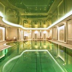 Отель Parkhotel Richmond Карловы Вары бассейн