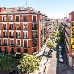 Отель Hostal Gallardo Испания, Мадрид - 1 отзыв об отеле, цены и фото номеров - забронировать отель Hostal Gallardo онлайн балкон