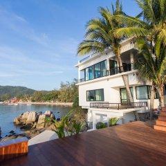 Отель Simple Life Cliff View Resort