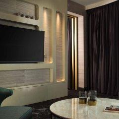 Отель Hilton Amsterdam Airport Schiphol Нидерланды, Схипхол - 1 отзыв об отеле, цены и фото номеров - забронировать отель Hilton Amsterdam Airport Schiphol онлайн комната для гостей фото 4
