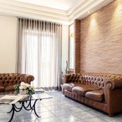 Отель Maiuri Италия, Помпеи - отзывы, цены и фото номеров - забронировать отель Maiuri онлайн интерьер отеля