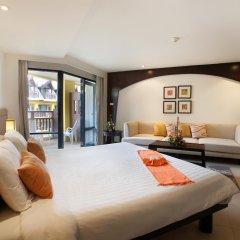 Отель Woraburi Phuket Resort & Spa 4* Люкс разные типы кроватей