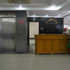 Hoa Cuong Hotel интерьер отеля