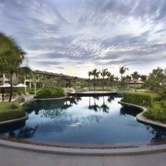 Отель Angsana Villas Resort Phuket Таиланд, пляж Банг-Тао - 2 отзыва об отеле, цены и фото номеров - забронировать отель Angsana Villas Resort Phuket онлайн бассейн фото 3