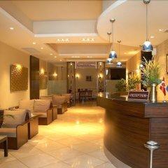 Izmir Comfort Hotel интерьер отеля