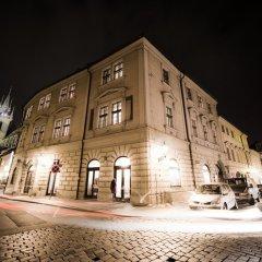 Отель METAMORPHIS Прага вид на фасад