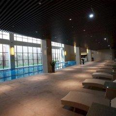 Jiyuan International Hotel бассейн