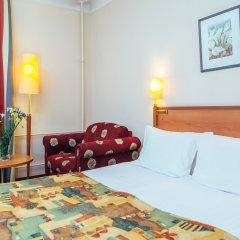 Гостиница Октябрьская комната для гостей фото 3