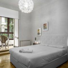 Отель SanSebastianForYou Cathedral Apartment Испания, Сан-Себастьян - отзывы, цены и фото номеров - забронировать отель SanSebastianForYou Cathedral Apartment онлайн комната для гостей фото 5