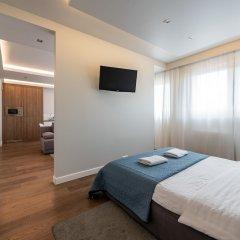 Отель P&O Apartments Oxygen Wronia 4 Польша, Варшава - отзывы, цены и фото номеров - забронировать отель P&O Apartments Oxygen Wronia 4 онлайн комната для гостей фото 3