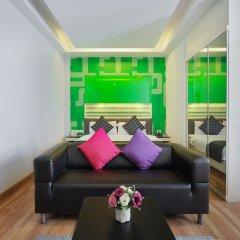 Отель Klassique Sukhumvit Бангкок комната для гостей фото 4