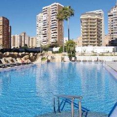 Отель Sandos Monaco Beach Hotel & Spa - Только для взрослых - Все включено Испания, Бенидорм - отзывы, цены и фото номеров - забронировать отель Sandos Monaco Beach Hotel & Spa - Только для взрослых - Все включено онлайн с домашними животными