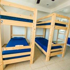 Отель The Mermaid Hostel Beach - Adults Only Мексика, Канкун - отзывы, цены и фото номеров - забронировать отель The Mermaid Hostel Beach - Adults Only онлайн комната для гостей фото 4