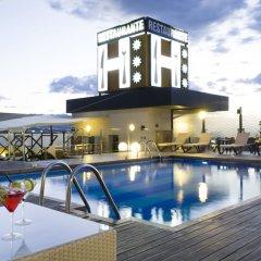 Hotel Málaga Nostrum бассейн фото 3