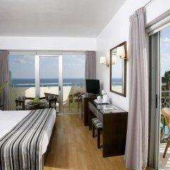 Отель Lordos Beach Кипр, Ларнака - 6 отзывов об отеле, цены и фото номеров - забронировать отель Lordos Beach онлайн комната для гостей фото 5