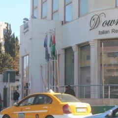 Belle Vue Hotel Амман парковка