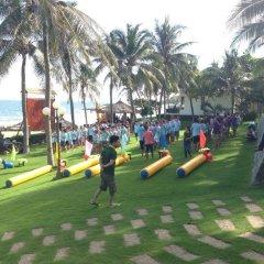 Отель Lotus Muine Resort & Spa Вьетнам, Фантхьет - отзывы, цены и фото номеров - забронировать отель Lotus Muine Resort & Spa онлайн фитнесс-зал фото 3