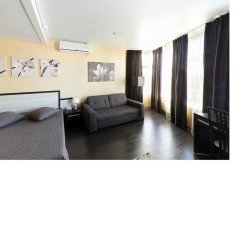 Гостиница Полярис комната для гостей фото 6
