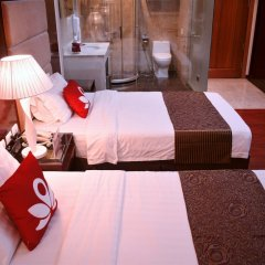 Отель ZEN Rooms Sunlight Palawan Филиппины, Пуэрто-Принцеса - отзывы, цены и фото номеров - забронировать отель ZEN Rooms Sunlight Palawan онлайн комната для гостей фото 4