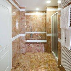 Отель Due Torri Италия, Абано-Терме - отзывы, цены и фото номеров - забронировать отель Due Torri онлайн ванная