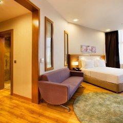 Hilton Garden Inn Kocaeli Sekerpinar Турция, Стамбул - отзывы, цены и фото номеров - забронировать отель Hilton Garden Inn Kocaeli Sekerpinar онлайн комната для гостей фото 2