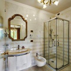 Отель Gardena Hotel Италия, Венеция - отзывы, цены и фото номеров - забронировать отель Gardena Hotel онлайн ванная фото 6