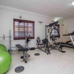 Отель Admiralty Residency фитнесс-зал фото 2
