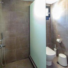 Отель Rivari Hotel Греция, Остров Санторини - отзывы, цены и фото номеров - забронировать отель Rivari Hotel онлайн ванная фото 2
