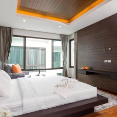 Отель The Regent Private Pool Villa Phuket комната для гостей фото 4