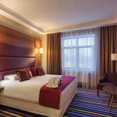Гостиница Mercure Lipetsk Center в Липецке 9 отзывов об отеле, цены и фото номеров - забронировать гостиницу Mercure Lipetsk Center онлайн Липецк комната для гостей фото 3