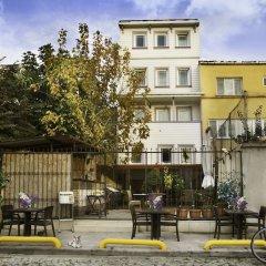 Siesta Hotel Стамбул бассейн