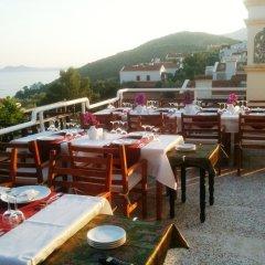 Hotel Dionysia Калкан питание фото 2