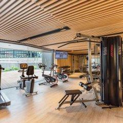 Отель La Vela Khao Lak фитнесс-зал