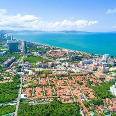 Отель DaVinci Pool Villa Pattaya пляж