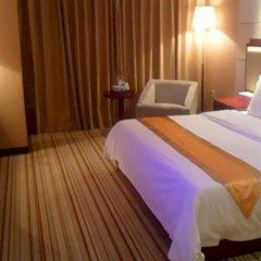 Отель Zhongshan Plainvim Fashion Business Hotel Китай, Чжуншань - отзывы, цены и фото номеров - забронировать отель Zhongshan Plainvim Fashion Business Hotel онлайн комната для гостей фото 3