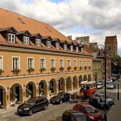 Mamaison Hotel Le Regina Warsaw балкон