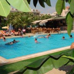 Club Dena Apartments Турция, Мармарис - отзывы, цены и фото номеров - забронировать отель Club Dena Apartments онлайн бассейн