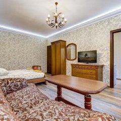 Апартаменты СТН Апартаменты на Караванной Стандартный номер с разными типами кроватей фото 26