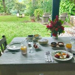 Hotel Hacienda San Lucas Копан-Руинас питание