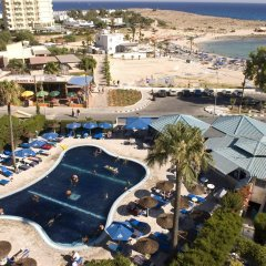 Anonymous Beach Hotel - Adults Only in Ayia Napa, Cyprus from 87$, photos, reviews - zenhotels.com parking