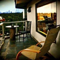 Aztic Hotel & Suites Ejecutivas балкон