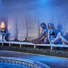 Отель Rome Cavalieri, A Waldorf Astoria Resort сауна