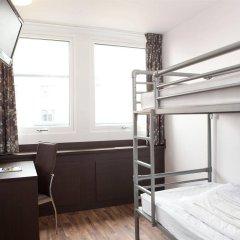 Euro Hostel Glasgow комната для гостей